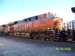BNSF ES44DC 7602