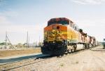 BNSF ES44DC 7650
