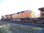 BNSF C44-9W 4690