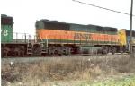 BNSF GP60B 340