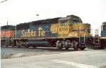 BNSF 8700 ex-ATSF