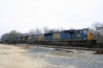 YN3 powered grain train