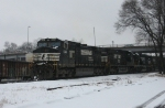 NS Horses In The Snow