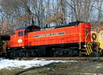 Morristown & Erie RR Alco RS-1 at the Whippany Railroad Museum