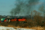 BNSF 4956