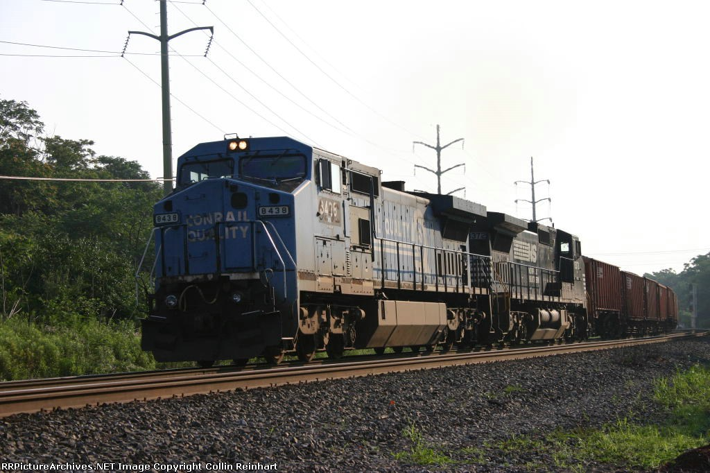 NS 8438 & NS 8372