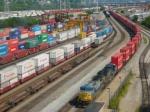 CSX Intermodal Yard Queensgate