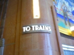 """TO TRAINS"""