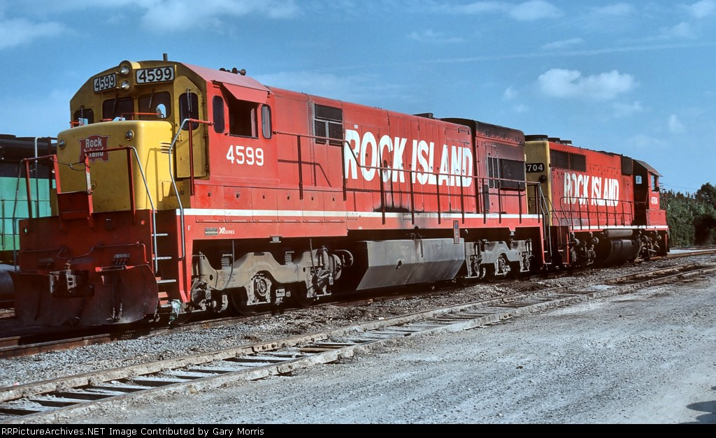 Rock Island U30C