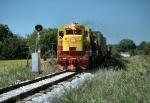 RI U30C in Texas