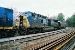 CSX rail train accident