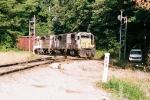 CSX train X543