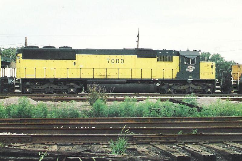 SD 50 7000