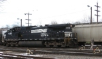NS 9358 and her conductor shuffle engines around