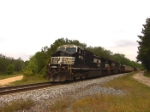 NS 9794 leading another -9 on CSX trackage