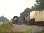 NS 4631 passes the torch to NS 9319