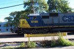 CSX 8788 AFTER it was repainted. It's in this same folder in DEMO colors also