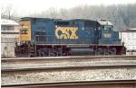 CSX 1505 (ex-C&O)