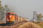 BNSF 8262 Clay Boswell Empties