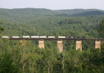 NS 212 crossing Wells viaduct