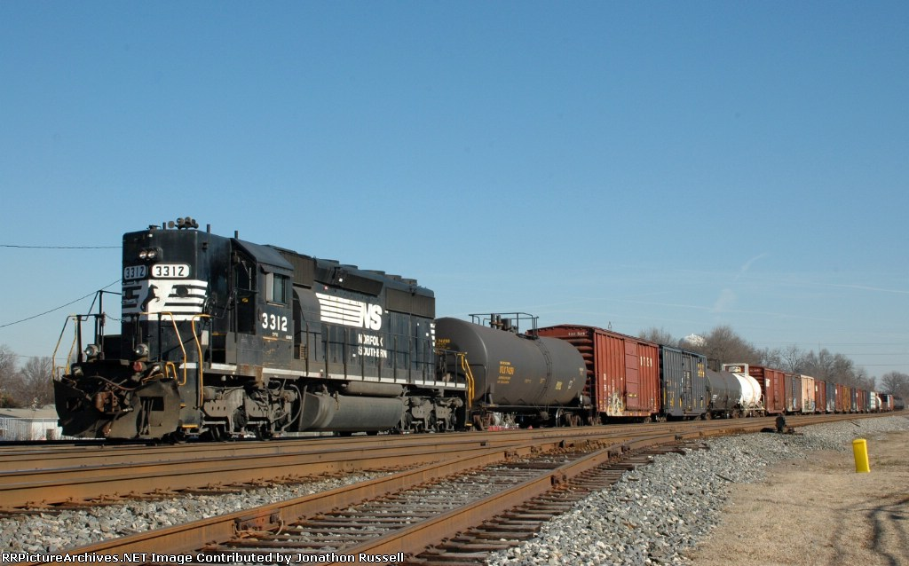 NS 3312 leads NS-P41