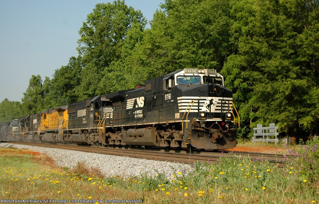 NS 9761 leads NS-154