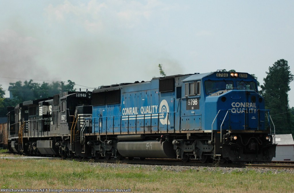 NS 6798 leads NS-166