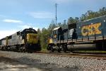 CSX 2493 meets CSX 2481
