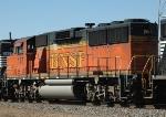 BNSF 117 on NS-P61