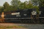 NS 7018 on NS-350