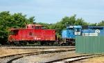 NS 3382 & NS 555076 on NS-V35