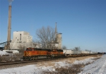 BNSF Z train