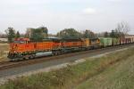 BNSF 4058 on CSX Q381-08
