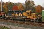 BNSF 6360 on  CSX Q381-08