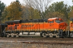 BNSF 6077 on NS 416