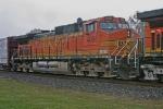 BNSF 4066 on CSX Q380-11