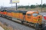 BNSF 8822 on NS 417