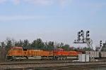 BNSF 9939 on NS 417