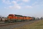 BNSF 6919 on CSX Q381-30
