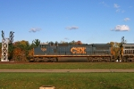 CSX 7300 on CSX Q167-27