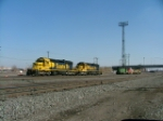 BNSF/SF Units at Pueblo Co.