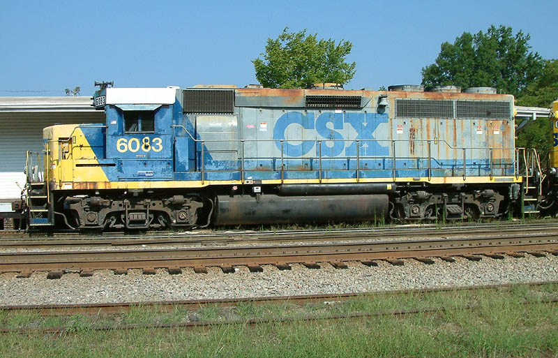 CSX 6083