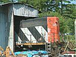 Ex-CN Locomotive