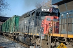 HLCX 6336 (SD40R) ex GECX 7314(SD40R), SP 8416 (SD40)