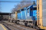 CEFX 3120 (SD40-2) ex SP 7467(SD45R), SP 8913 (SD45)