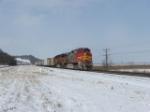 BNSF 4714 x-Santa Fe