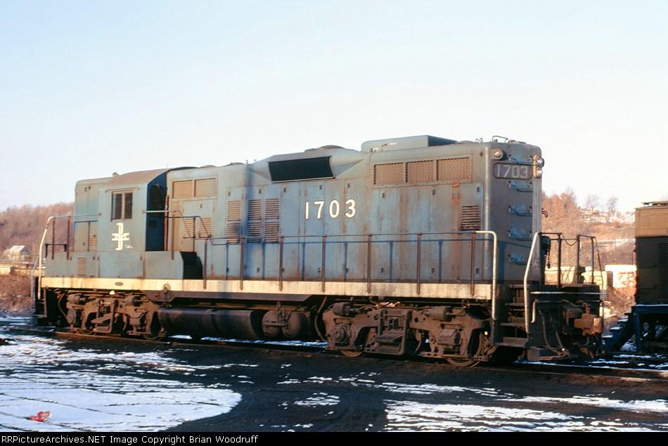 B&M 1703