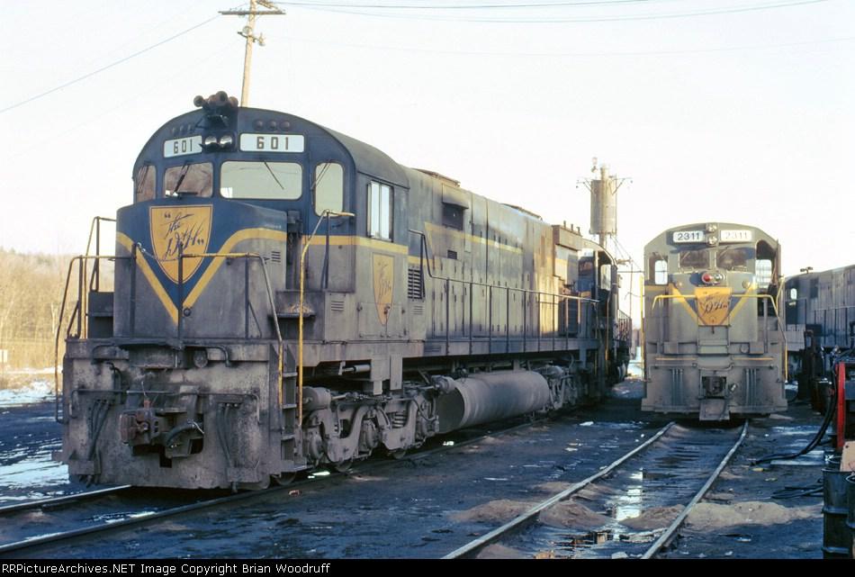D&H 601