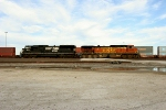 NS 2639 and BNSF 4932