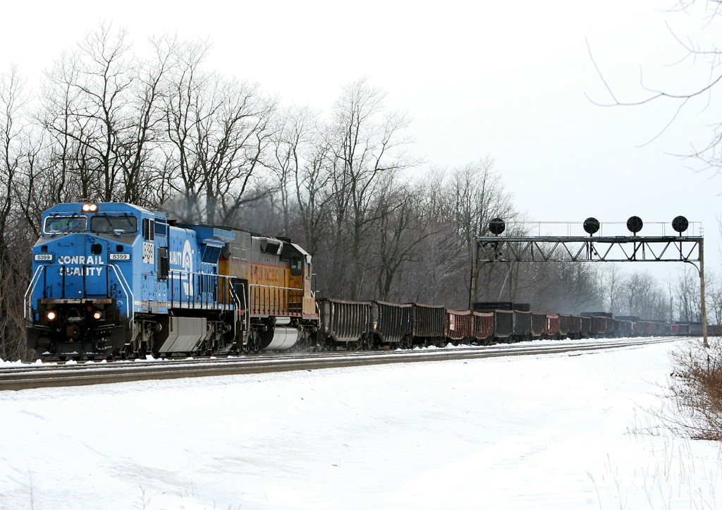 NS 8399 at Coburn, PA